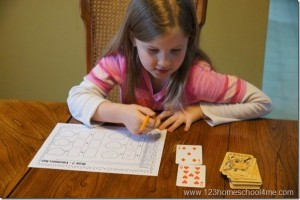 math worksheet for kids using a deck of cards so the equations change each time_thumb[2]