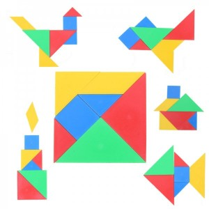 Plastic-Tangrams-7-Jigsaw-Puzzle-I-Q-Game-Brain-Teaser-Intelligent-Toy-Tangrams-For-Kids-Children