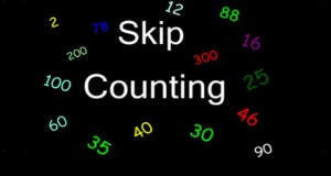 skip counting