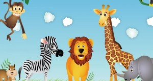 original-cute-animals-kids-wallpaper-mural